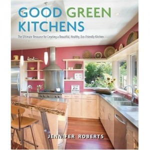 "Book Cover of ""Good Green Kitchens"""