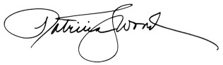 Patti's Signature
