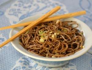 Easy Buckwheat Noodles