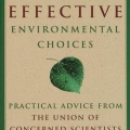 environmental choices book