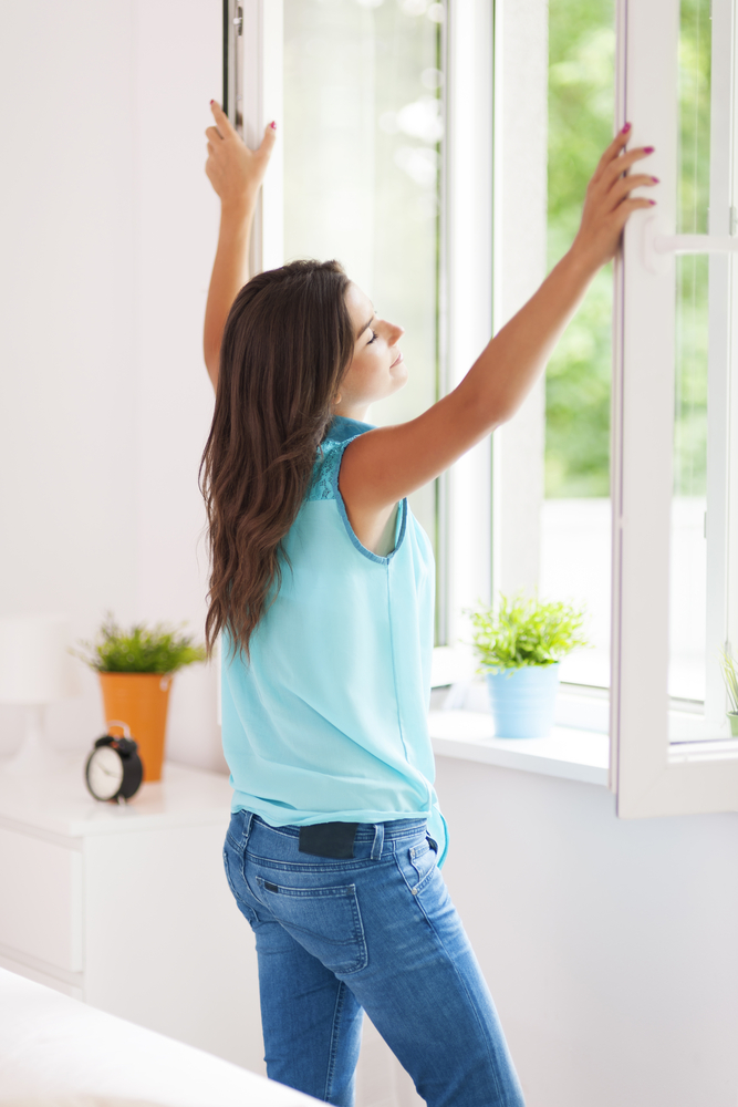 Open the Windows and Let the Fresh Air In! | Helping to Heal